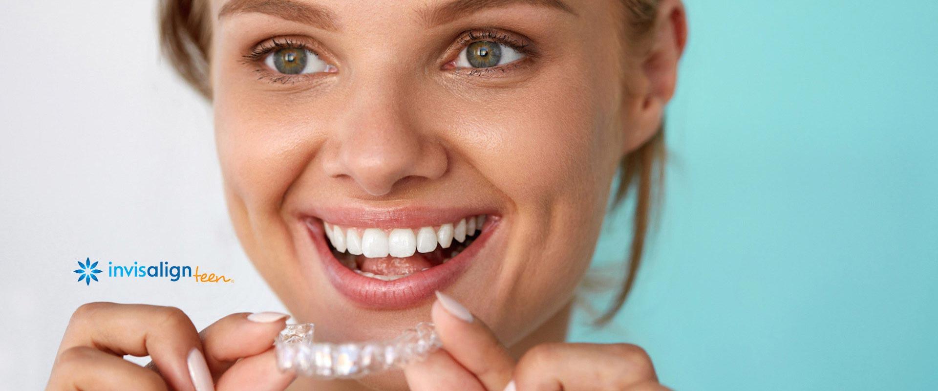 INVISALIGN - Telsiz Ortodonti